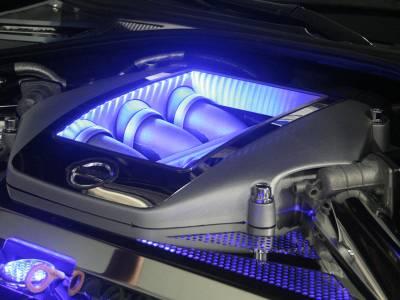 American Car Craft - ACC Engine Cover - 163009-YLWL