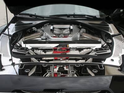 American Car Craft - ACC Engine Dress Up Kit - 163015
