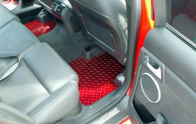 Modern Muscle Car Steel - Pontiac G8 - American Car Craft - ACC Floor Mat - 221001-YLW