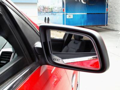 Modern Muscle Car Steel - Pontiac G8 - American Car Craft - ACC Door Mirror TrimRing - 221004