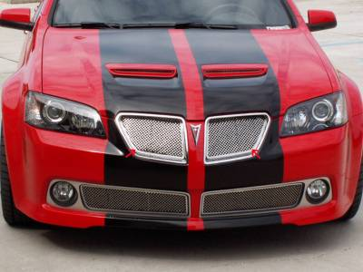 Modern Muscle Car Steel - Pontiac G8 - American Car Craft - ACC Exterior Trim Kit - 222002