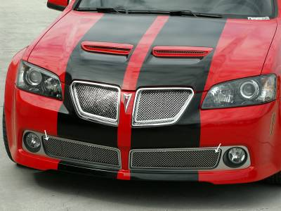 Modern Muscle Car Steel - Pontiac G8 - American Car Craft - ACC Exterior Trim Kit - 222003