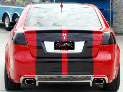 Modern Muscle Car Steel - Pontiac G8 - American Car Craft - ACC TailPipeTip TrimKit - 222007