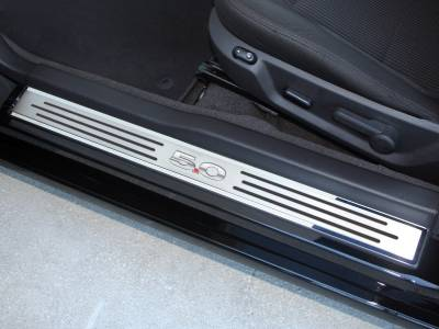 American Car Craft - ACC Door Sill Plate - 271027