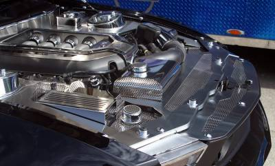American Car Craft - ACC Engine Dress Up Kit - 273019