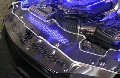 American Car Craft - ACC Engine Dress Up Kit - 273039-BLUL