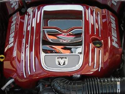 Modern Muscle Car Steel - Dodge Magnum - American Car Craft - ACC Engine Cover - 303001