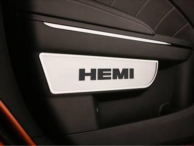 Modern Muscle Car Steel - Chrysler 300 - American Car Craft - ACC Door Decal - 331008-WHT