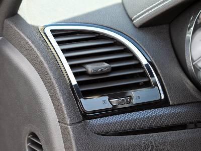 Modern Muscle Car Steel - Chrysler 300 - American Car Craft - ACC DBoard Air Vent Trim - 331019