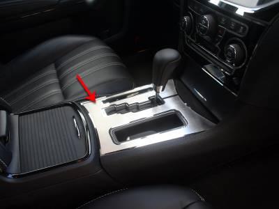 Modern Muscle Car Steel - Chrysler 300 - American Car Craft - ACC DBoard Air Vent Trim - 331020