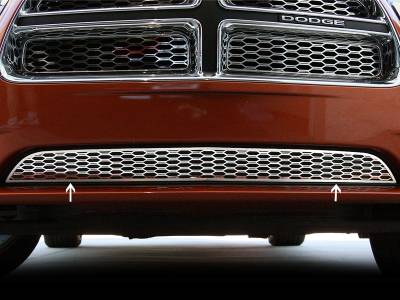 Modern Muscle Car Steel - Dodge Charger - American Car Craft - ACC Exterior Trim Kit - 332006