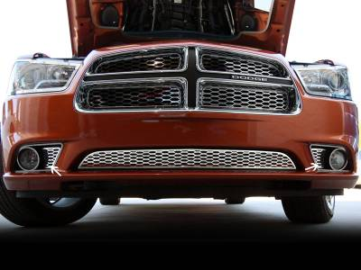 Modern Muscle Car Steel - Dodge Charger - American Car Craft - ACC Exterior Trim Kit - 332007