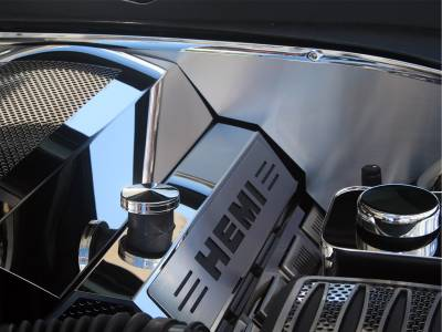 Modern Muscle Car Steel - Chrysler 300 - American Car Craft - ACC Engine Dress Up Kit - 333017
