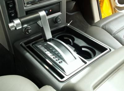 Truck/SUV Steel - GM Hummer - American Car Craft - ACC Engine Dress Up Kit - 491002