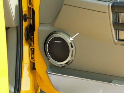 Truck/SUV Steel - GM Hummer - American Car Craft - ACC Engine Dress Up Kit - 491011