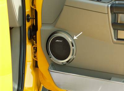 Truck/SUV Steel - GM Hummer - American Car Craft - ACC Engine Dress Up Kit - 491012