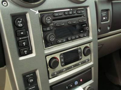 Truck/SUV Steel - GM Hummer - American Car Craft - ACC Interior Trim Kit - 491014