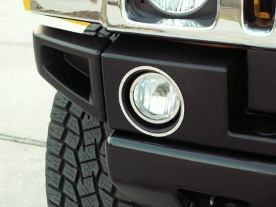 Truck/SUV Steel - GM Hummer - American Car Craft - ACC Exterior Trim Kit - 492001