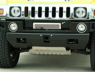 Truck/SUV Steel - GM Hummer - American Car Craft - ACC Exterior Trim Kit - 492003