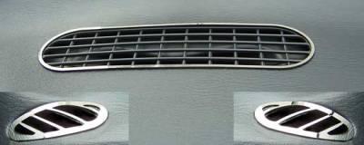 Domestic Auto Steel - Chrysler PT Cruiser - American Car Craft - ACC Interior Trim Kit - 711023