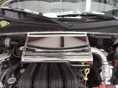 Domestic Auto Steel - Chrysler PT Cruiser - American Car Craft - ACC Engine Dress Up Kit - 713004