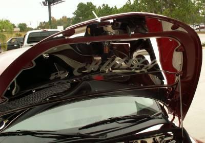 Domestic Auto Steel - Chrysler PT Cruiser - American Car Craft - ACC Engine Dress Up Kit - 713008