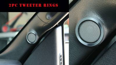 Truck/SUV Steel - Ford Raptor - American Car Craft - ACC Interior Trim Kit - 771006
