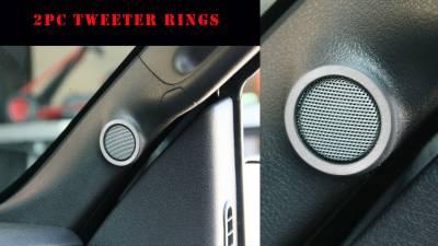 Truck/SUV Steel - Ford Raptor - American Car Craft - ACC Interior Trim Kit - 771007