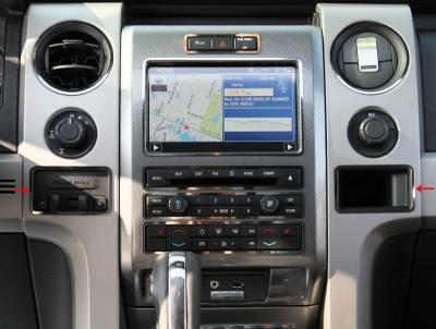 Truck/SUV Steel - Ford F-150 - American Car Craft - ACC Interior Trim Kit - 771016