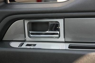 Truck/SUV Steel - Ford F-150 - American Car Craft - ACC Interior Trim Kit - 771019