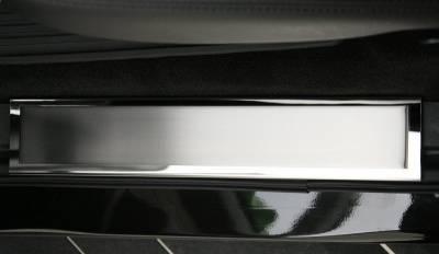 Truck/SUV Steel - Ford Raptor - American Car Craft - ACC Door Sill Plate - 771024