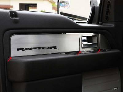 Truck/SUV Steel - Ford F-150 - American Car Craft - ACC Interior Trim Kit - 771029