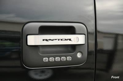 Truck/SUV Steel - Ford Raptor - American Car Craft - ACC Interior Trim Kit - 772006