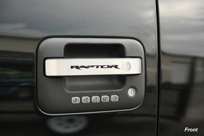 Truck/SUV Steel - Ford Raptor - American Car Craft - ACC Exterior Trim Kit - 772014
