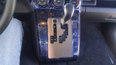 Stainless Steel Dress Up - JDM Steel - D2BD - D2BD Scion  xB 08-15 Shifter Plate : D2BD251004