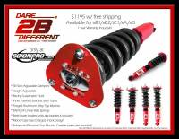 D2BD Coil Overs
