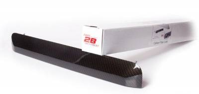 XB HATCH HANDLE REPLACEMENT WWW.D2BDMOTORWERKS.COM CARBON FIBER