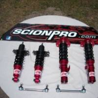 D2BD Scion tC Coil Overs