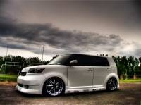 Airlift Air Ride Article by Scion Owners Mag.