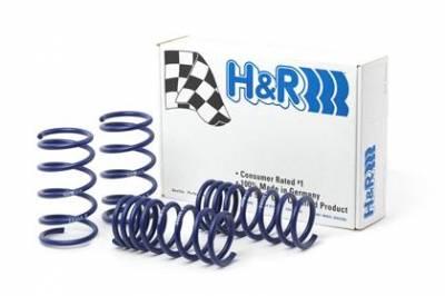 H&R 54408-77 LOWERING SPRINGS FRS/BRZ WWW.D2BDMOTORWERKS.COM