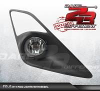 FRS/FT86 Fog Light Kit