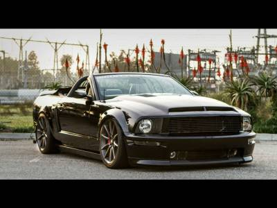 FORD  - Mustang 2005-2014 - AIRLIFT PERFORMANCE  - Airlift Mustang 05-14 Performance Air Ride System :  75523 / 75623 AP Manual / V2 /3P / 3H