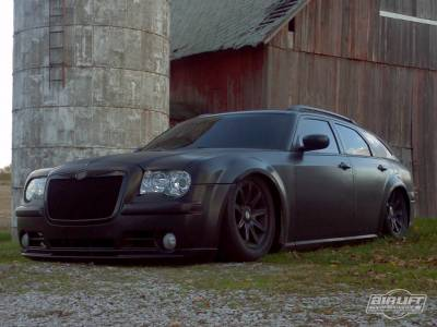 AIRLIFT 95727 DODGE MAGNUM AIR RIDE KIT WWW.D2BDMOTORWERKS.COM