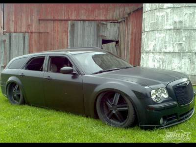 AIRLIFT PERFORMANCE  - Airlift Dodge Magnum 05-08 Performance Air Ride System :75527 /75627 Manual/3S/V2/3P/3H