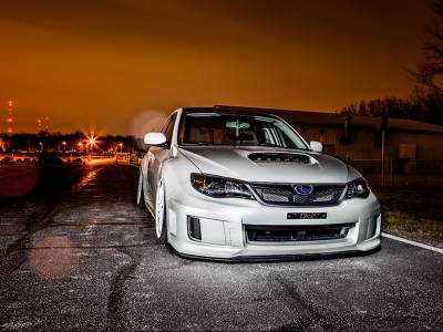SUBARU - STI 2008-2014 - AIRLIFT PERFORMANCE  - Airlift  Subaru STI 08-14 ( includes wagon) Performance  Air Ride System : 75554 / 78641 AP Manual/3S/3P/3H