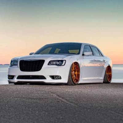 AIRLIFT 95727 CHRYSLER 300/300C AIR RIDE KIT WWW.D2BDMOTORWERKS.COM